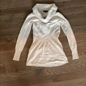 BCBG MaxAzria Cowl Neck Sweater